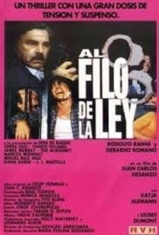 Ver película Al filo de la ley
