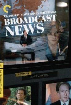 Ver película Al filo de la noticia
