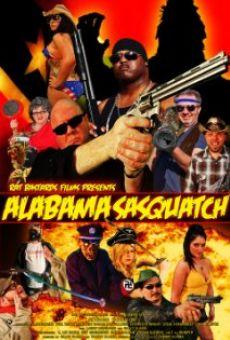 Ver película Alabama Sasquatch