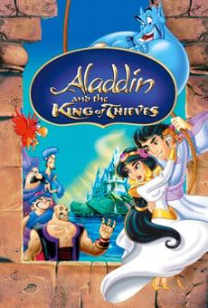 Ver película Aladdin y el rey de los ladrones