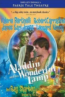 Aladdin and His Wonderful Lamp on-line gratuito