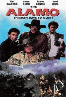 The Alamo: Thirteen Days to Glory on-line gratuito