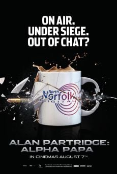 Alan Partridge: Alpha Papa online free