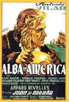 Ver película Alba de América