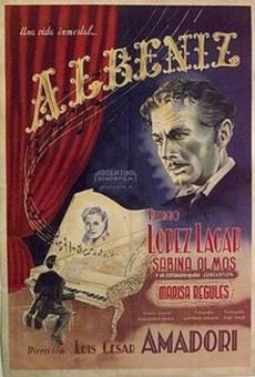 Ver película Albéniz