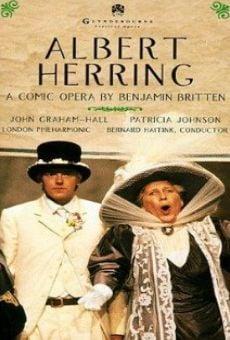Albert Herring on-line gratuito