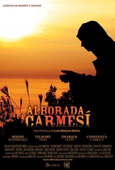 Ver película Alborada carmesí
