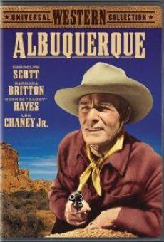 Ver película Albuquerque