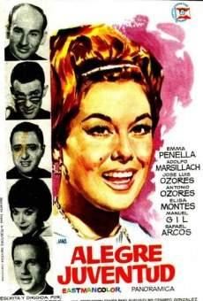 Ver película Alegre juventud