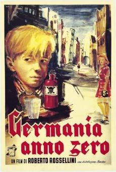 Ver película Alemania, año cero