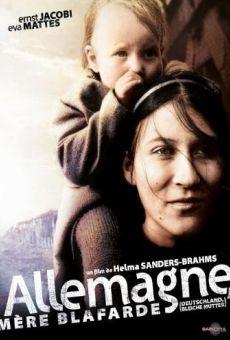 Ver película Alemania madre pálida