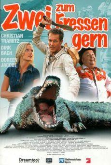 Ver película Alerta cocodrilo