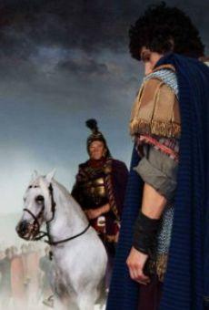 Alesia, le reve d'un roi nu