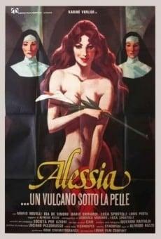 Alessia... un vulcano sotto la pelle