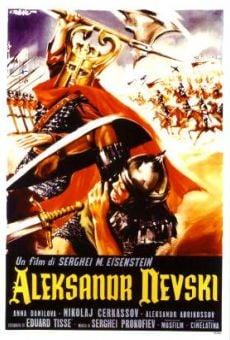 Ver película Alexander Nevsky