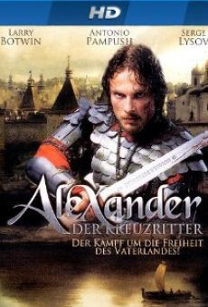 Ver película Alexander. The Neva Battle