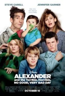 Alexander and the Terrible, Horrible, No Good, Very Bad Day on-line gratuito