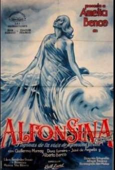 Ver película Alfonsina