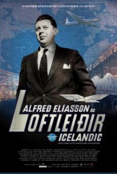 Película: Alfred Eliasson & Loftleidir Icelandic