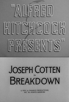 Alfred Hitchcock Presents: Breakdown online streaming