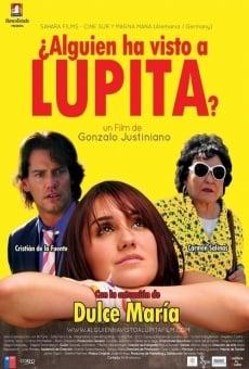 ¿Alguien ha visto a Lupita? online