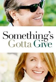 Película: Alguien tiene que ceder
