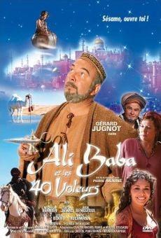 Ver película Ali Babá y los cuarenta ladrones