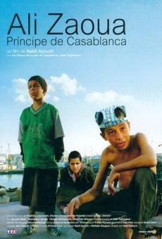 Ver película Ali Zaoua, príncipe de Casablanca