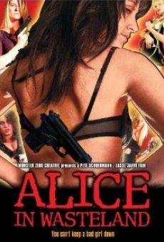 Ver película Alice in Wasteland