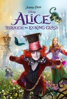 Ver película Alice in Wonderland: Through the Looking Glass