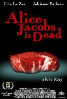 Ver película Alice Jacobs Is Dead