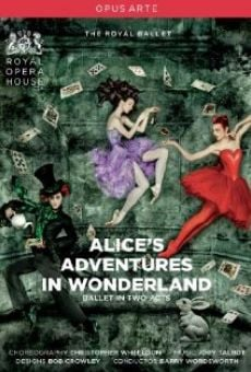 Película: Alice's Adventures in Wonderland