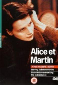 Ver película Alice y Martin