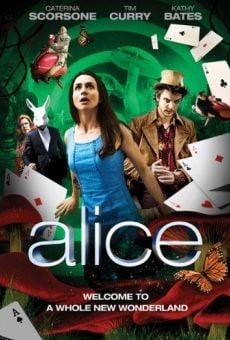 Ver película Alicia
