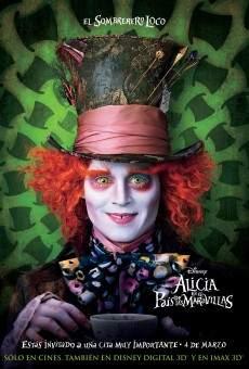 Ver película Alicia en el país de las maravillas