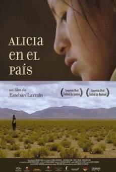 Ver película Alicia en el país