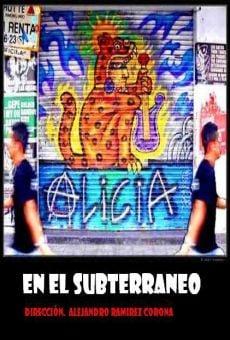Ver película Alicia en el subterráneo