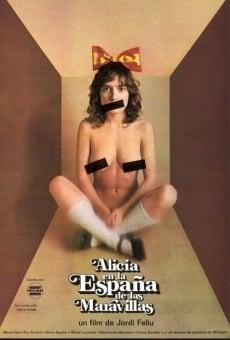 Ver película Alicia en la España de las maravillas