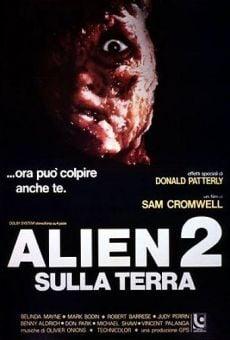 Alien 2: Sobre la tierra online