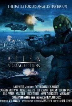 Ver película Alien Armageddon