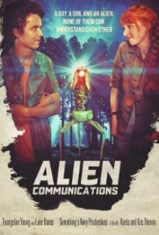Ver película Alien Communications (V2)