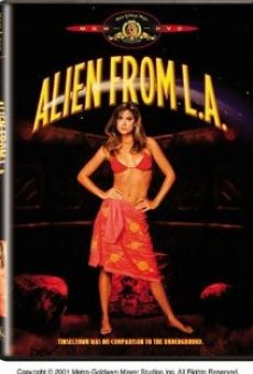 Alien from L.A. on-line gratuito