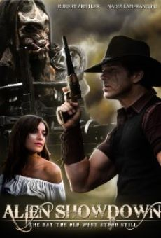 Ver película Alien Showdown: The Day the Old West Stood Still