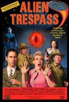 Ver película Alien Trespass