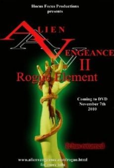 Alien Vengeance II: Rogue Element on-line gratuito