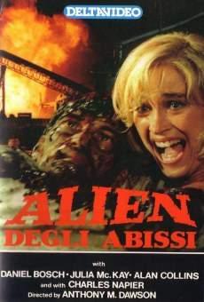 Ver película Aliens del abismo