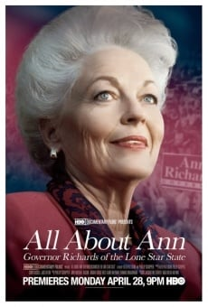 Película: All About Ann: Governor Richards of the Lone Star State