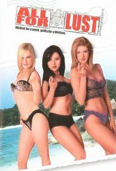 Ver película All for Lust