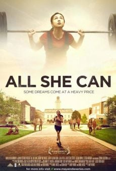 Ver película All She Can