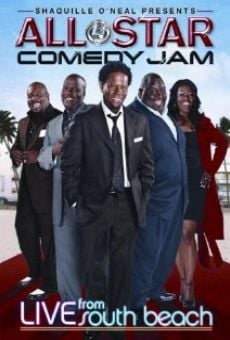 All Star Comedy Jam: Live from South Beach en ligne gratuit